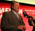 Kurt Beck at IFA 2011: Business is backing digital radio !