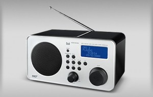 DUAL DAB Radio Station